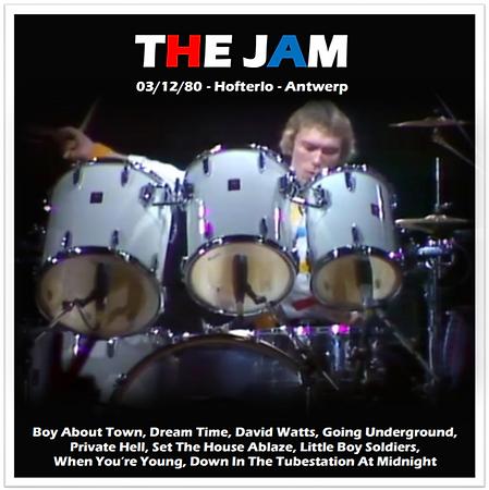 The Jam Antwerp Follies TV
