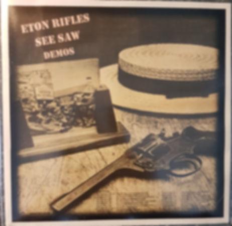 Eton Rifles / See Saw demos