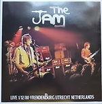 The Jam Live 1/12/80 Utrecht