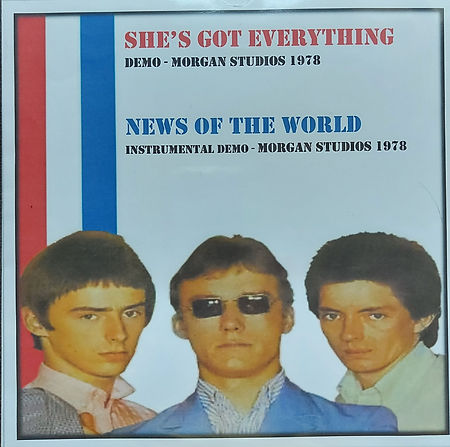Shes Got Everything / News Of The World Demos