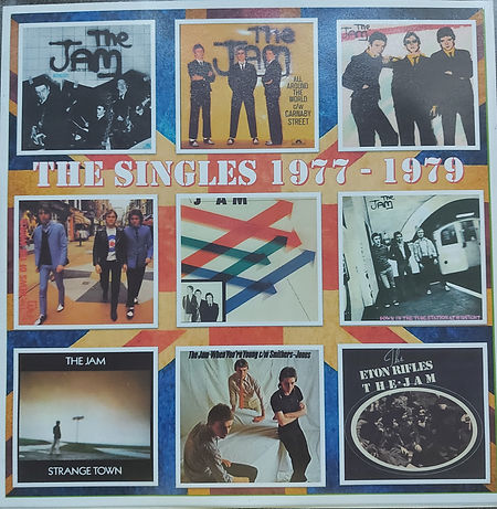 The Jam Singles 77 79