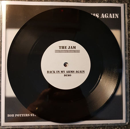 The Jam Back In My Arms Again