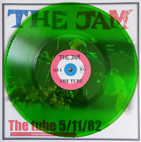 The Jam The Tube 5/11/82