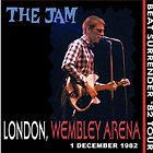 The Jam 01/12/82 -The Arena - Wembley