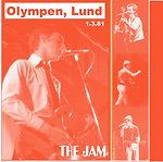 The Jam 01/03/81 - Olympen - Lund
