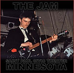 The Jam 09/03/80 - St Paul's Civic Centre - Minnesota