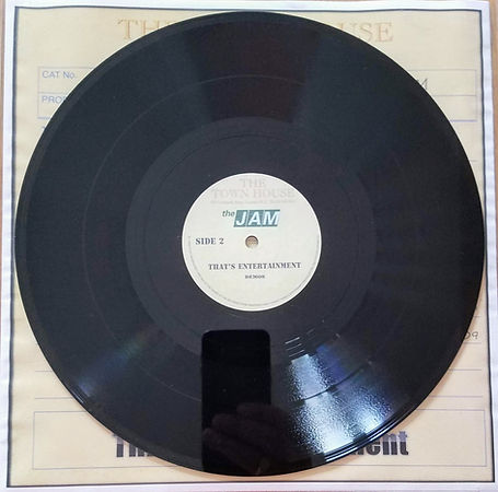 Thats Entertainment Demos - LTD number of 10""