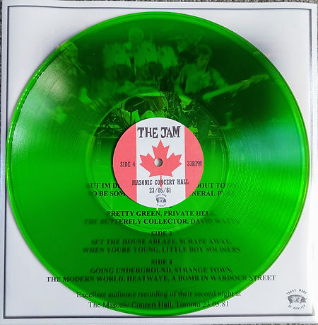 The Jam Bootlegs