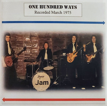 The Jam Left Right & Centre / One Hundred Ways