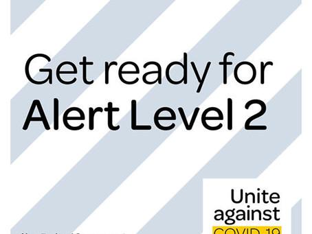 Prepare for Level 2