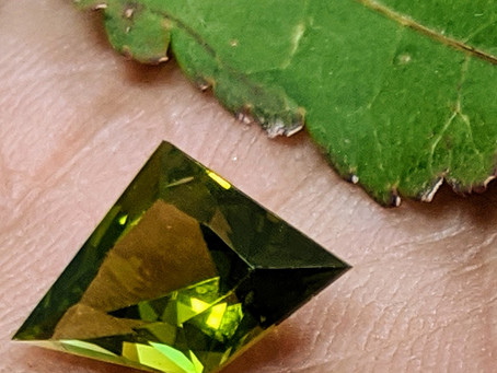 The Colour Green, Moods Plants and Gemstones
