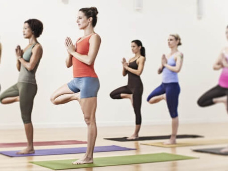 Yoga Posture Exercise for the Body Shape you Want - Week 3