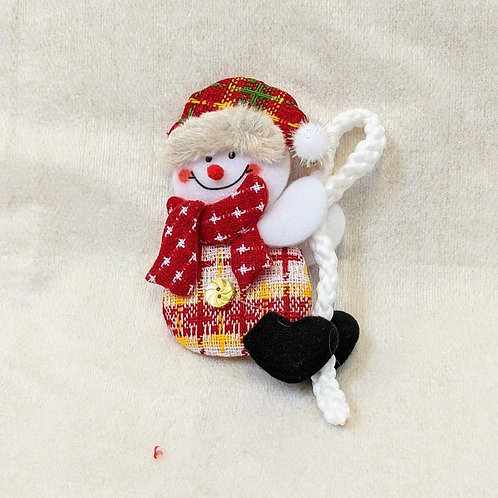 Christmas Character Tree Decorations