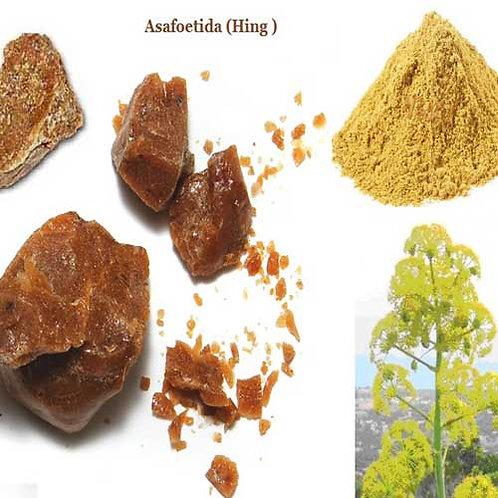 Natural Ground Asafoetida (Hing)