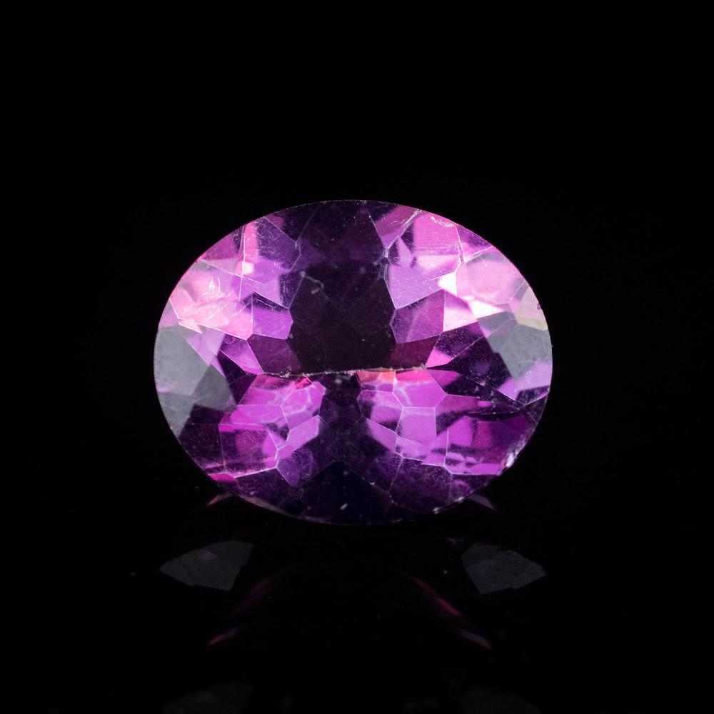 Moroccan amethyst gemstone