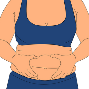 Flab Abs and Overweight