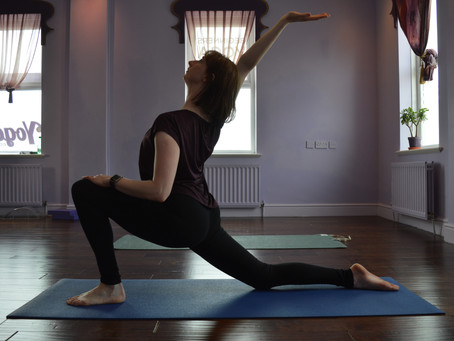 Yoga Posture Exercise for the Body Shape you Want - Week 6