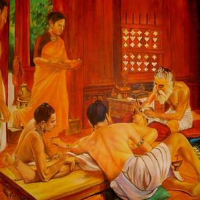 Panchakarma - a detox in the Autumn Equinox