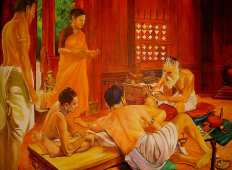 Panchakarma - a detox in the Autumn Equinox