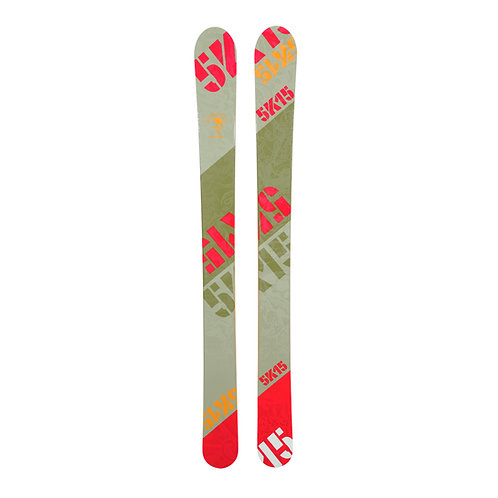 PACK Full Powder 120_160 cm + Tyrolia Attack 11_2