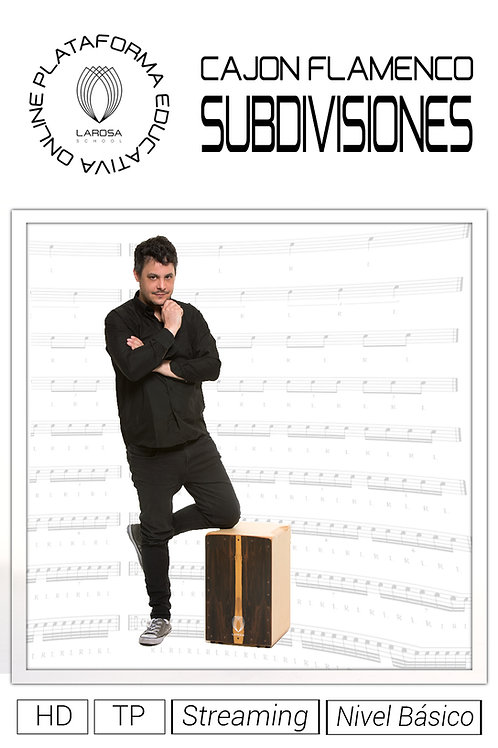 DVD 5.- Técnica. Las Subdivisiones