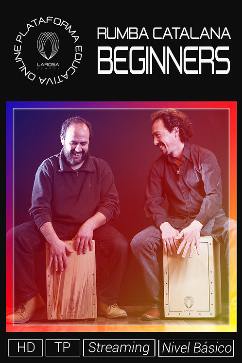 DVD2 - LA RUMBA CATALANA - BEGINNERS