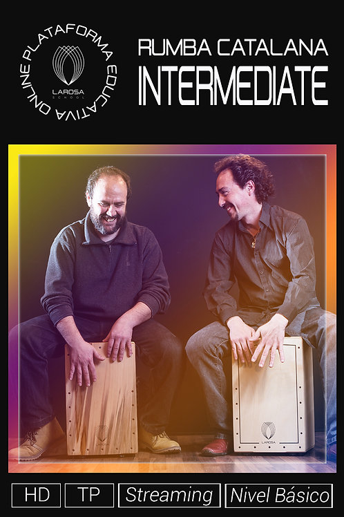 DVD3 - LA RUMBA CATALANA - INTERMEDIATE LEVEL