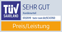 Prüfzeichen_Sonnenklar_TV_TÜV_Preis_Le