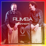 Course of Cajón. Rumba for Beginners