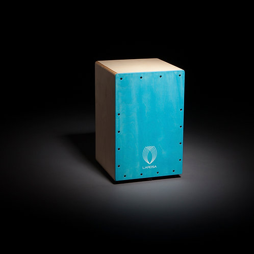 Cajon Flamenco LAROSA Junior Blue