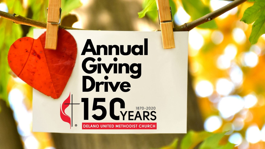 Annual Giving Drive