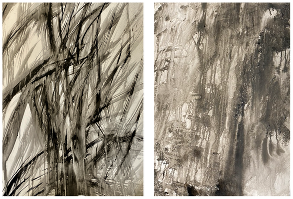 'Wind Through the Branches' and 'Feeble'