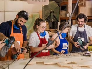 Reality show reúne Cultura Maker e Tech Trash no Canal Futura
