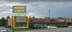 2,100 SF Availabel