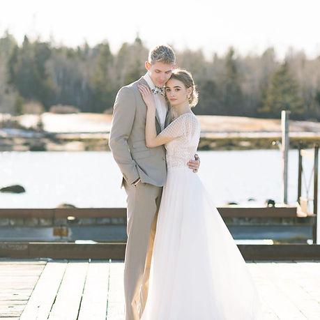 Sinead Dubeau Halifax Wedding Photograph