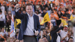 """AMLO será recordado como quien """"no estuvo a la altura del momento histórico"""", afirma Ricardo Anaya."""