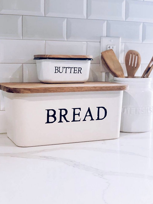 Bread and Butter Set