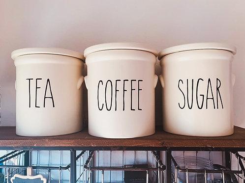 Kitchen Jar (single)