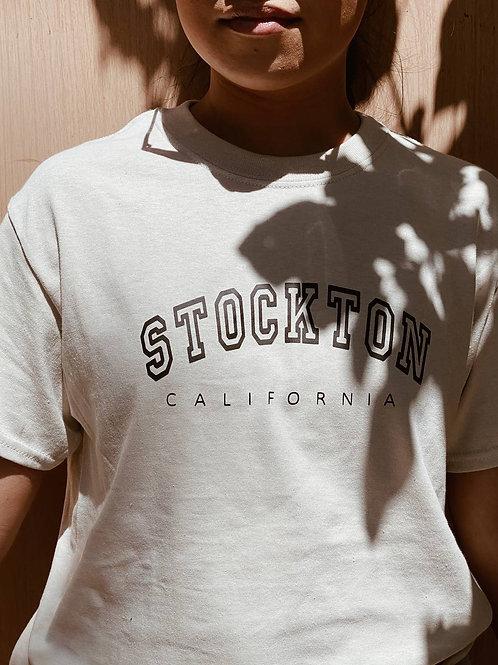 Stockton CA Tee