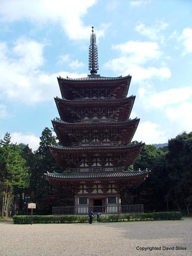 Buddhist Pagoda