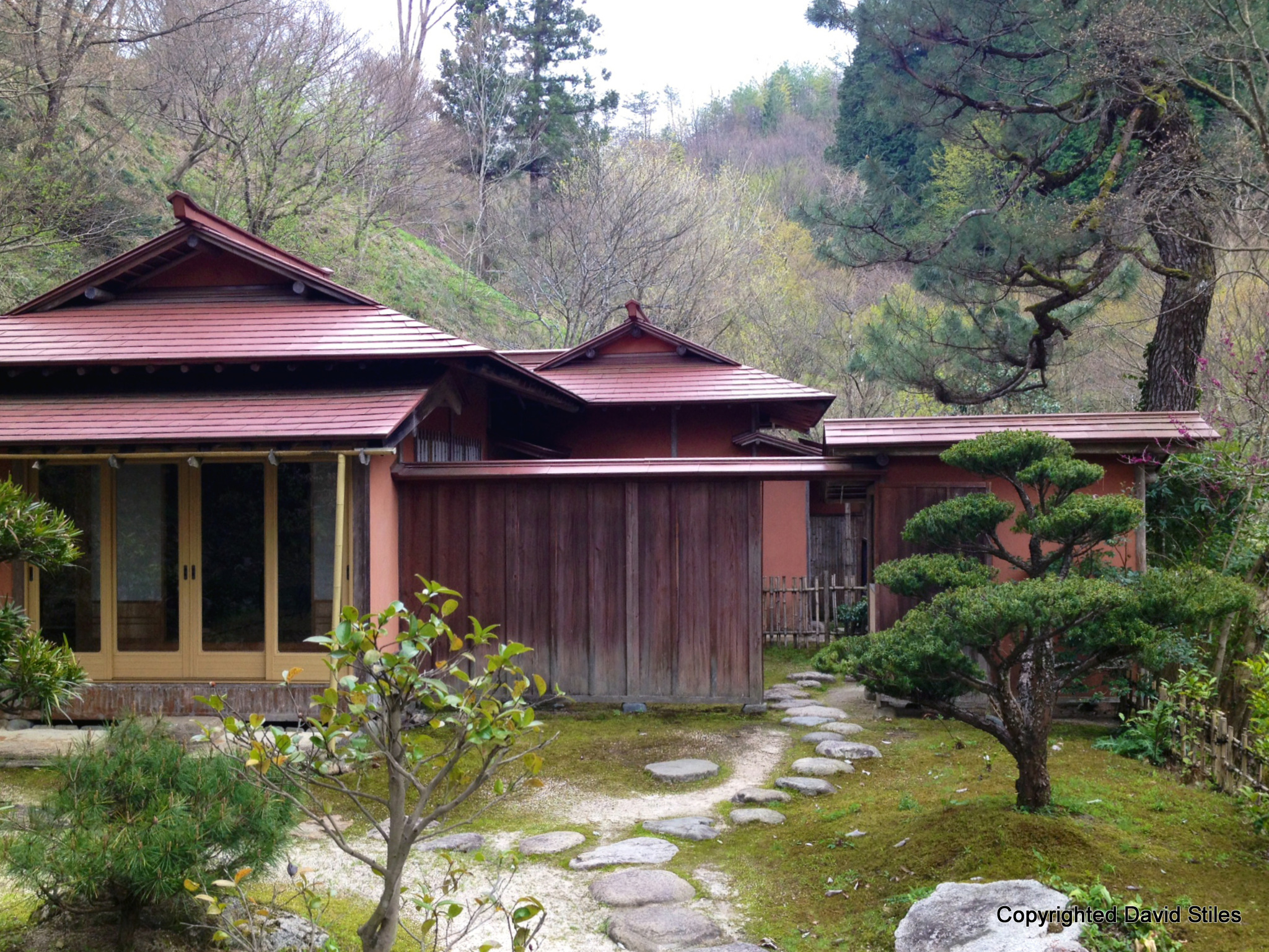 Tea House at Iron Mine