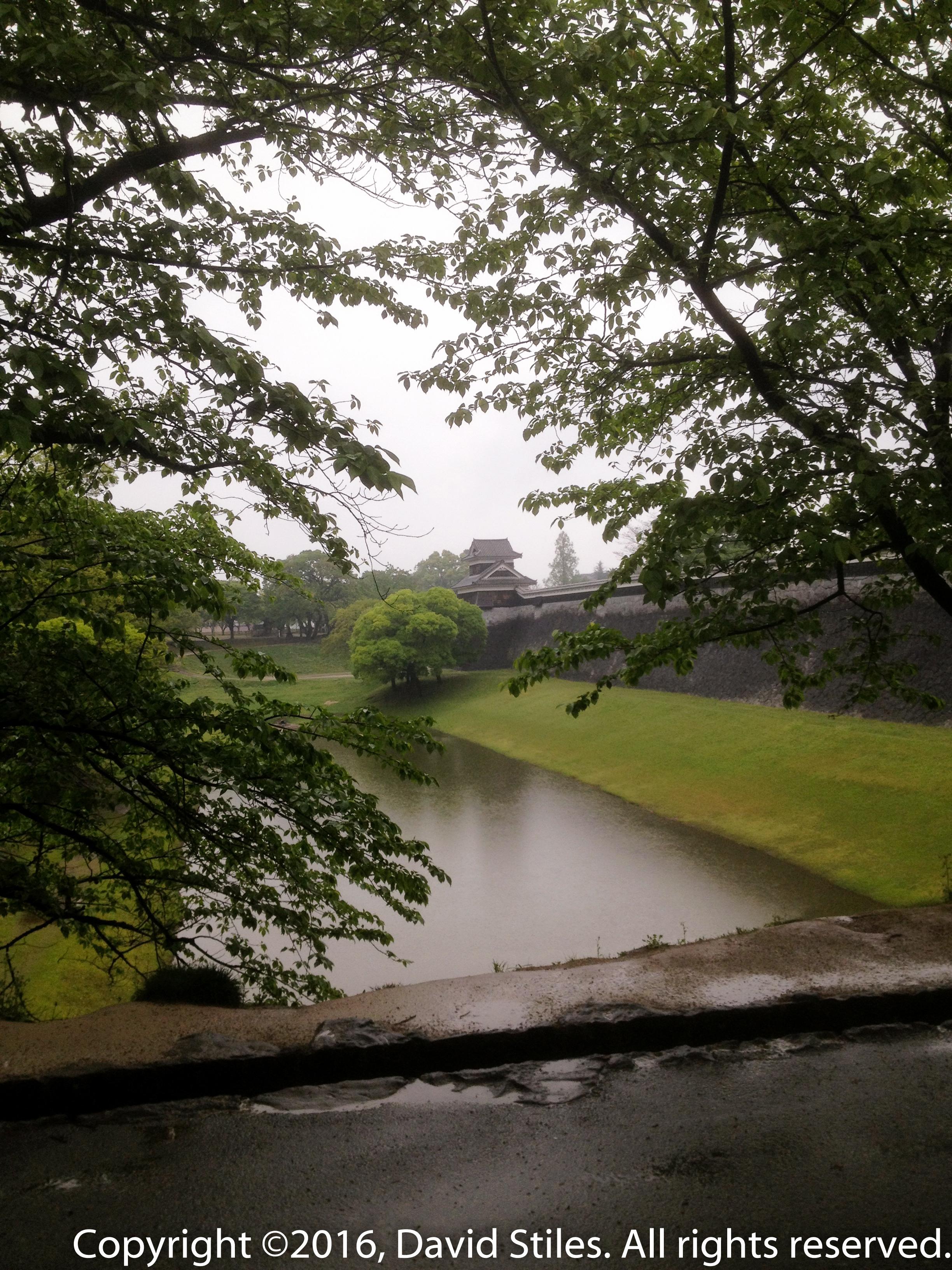 Kumamoto Castle #8