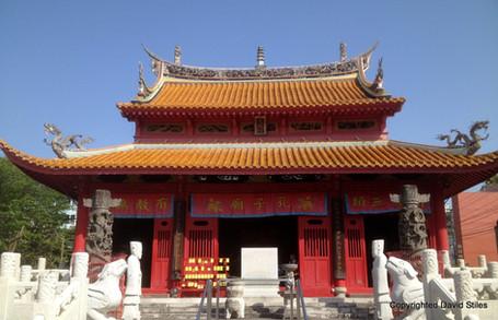 Confucian Temple in Nagasaki City