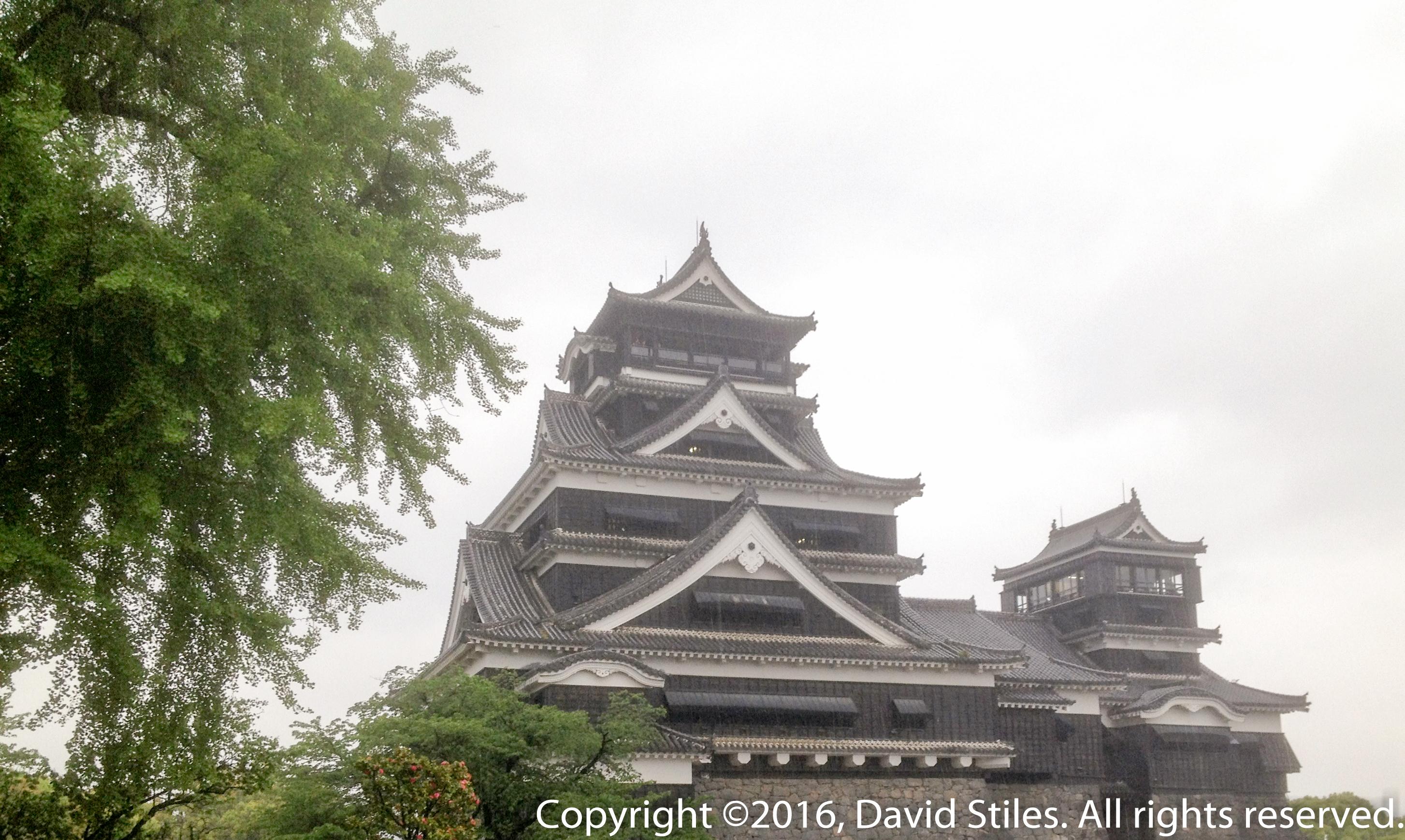 Kumamoto Castle #5
