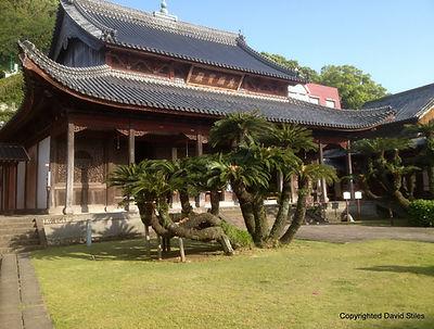 Zen Buddhist Temple, Nagasaki