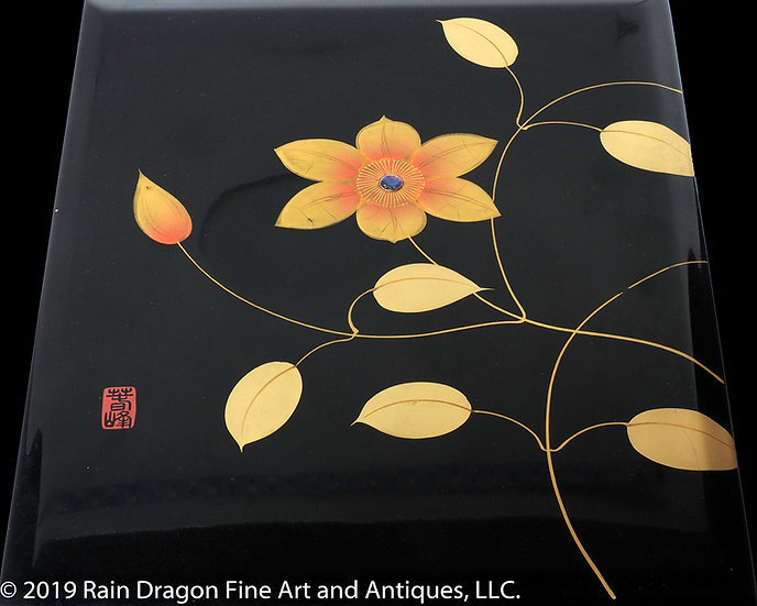 Large Lacquer Display Box