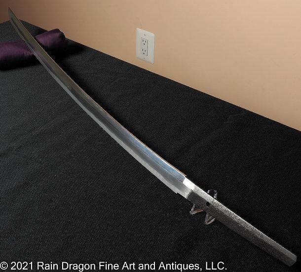 Long Sword (Katana) by Hamabe Toshinori (1796) + NBTHK