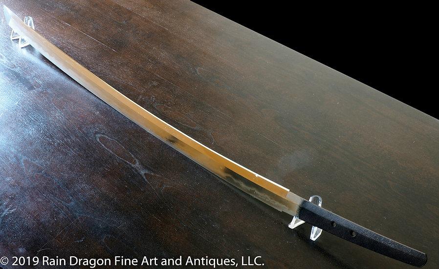 Long Sword (Katana) by Sukemitsu