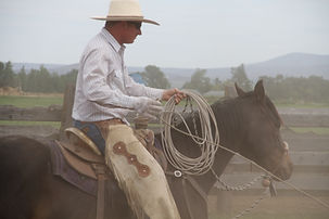 Montana Ranch Roping