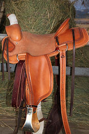 Montana Custom Saddles